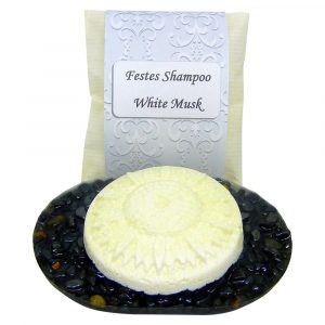 Solid Shampoo White Musk