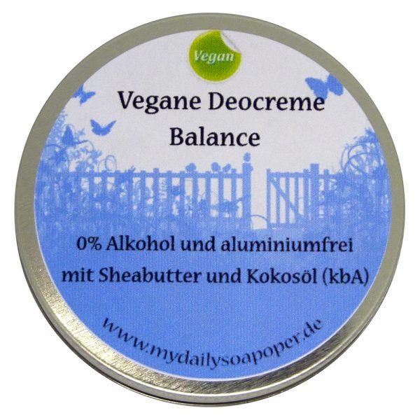 Vegane Deocreme Balance 2