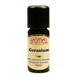 Geraniumöl Pelargonium graveolens