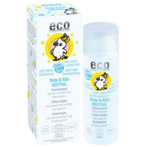 ECO-Baby-Kids Sonnencreme 50+ parfümfrei