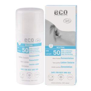 ECO Sonnenlotion 50 parfümfrei