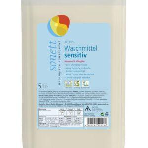 Sonett Waschmittel fluessig sensitiv 5 Liter