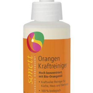 Sonett Orangenkraftreiniger 120 ml Probeflasche