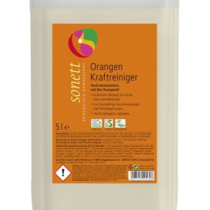 Sonett Orangenkraftreiniger 5 Liter Kanister