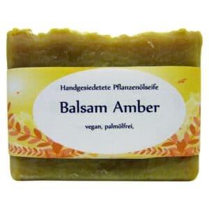 Naturseife Balsam Amber-MyDailySoapOpera.de