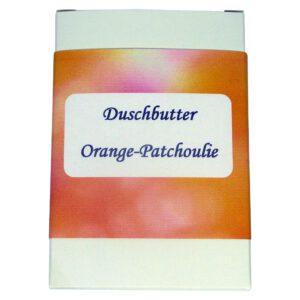 Duschbutter Orange Patchoulie von MyDailySoapOpera.de