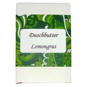 Duschbutter Lemongras verpackt von MyDailySoapOpera.de