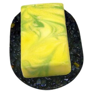 Duschbutter Lemongras palmölfrei und vegan von MyDailySoapOpera.de