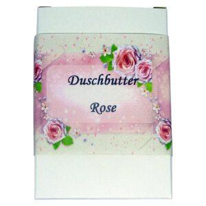 Duschbutter Rose vegan und palmölfrei von MyDailySoapOpera.de