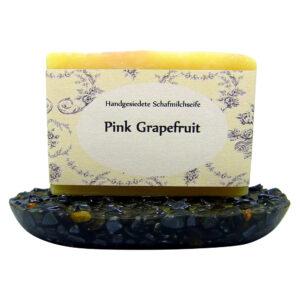 MyDailySoapOpera.de-Schafmilchseife Pink Grapefruit