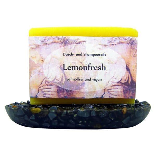 Haarseife Lemonfresh