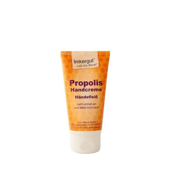 Handcreme mit Propolis