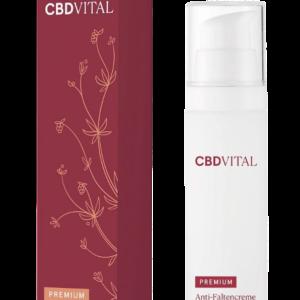 CBD Antifaltencreme