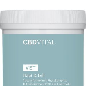 CBD Vital VET Haut & Fellpflege für Hunde und Katzen