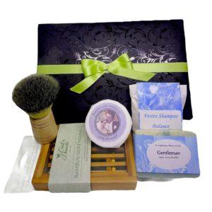 Beauty Geschenkbox für Männer von MyDailySoapOpera.de