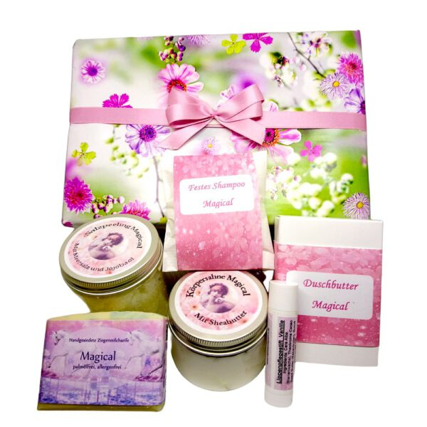 Geschenkset Beauty für Damen von MyDailySoapOpera.de